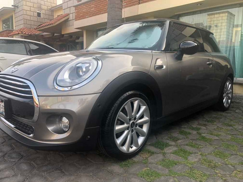 mini cooper 2018 1.5 pepper at
