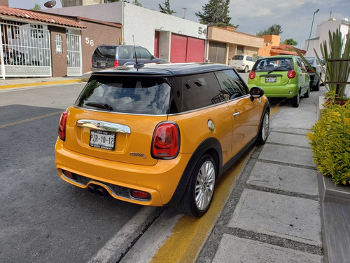 mini cooper 2.0t 3p hot chili s