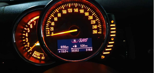 mini cooper 3 puertas chili (manual) f56 2015 tunado  2020