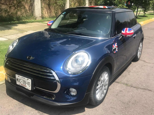mini cooper 3pts aut