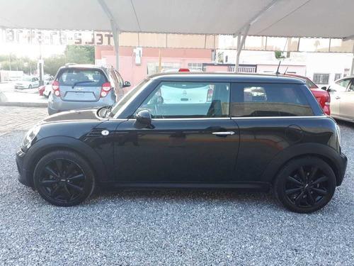 mini cooper all black 2013 1.6 l.