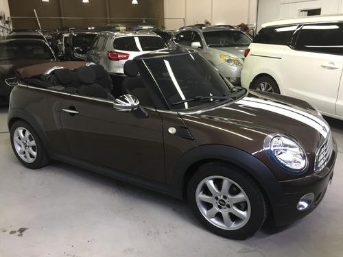 mini cooper  cabrio - conversível