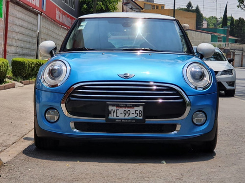 mini cooper chili 2016 tm5 factura de agencia tela impecable