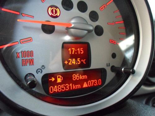 mini cooper chilli 1.6 novissimo apenas 48000km