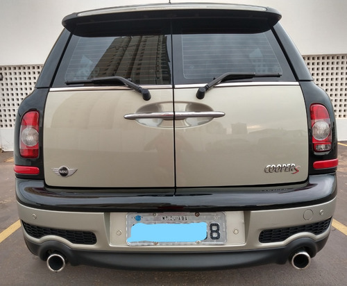 mini cooper clubman aut. 3p