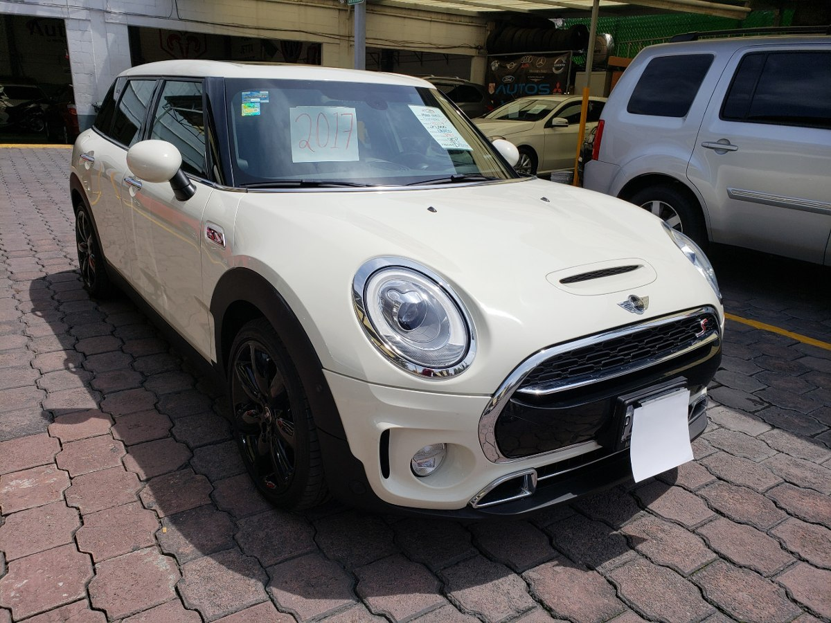 Mini Cooper Clubman S Hot Chili Jcw 2017 Impecable