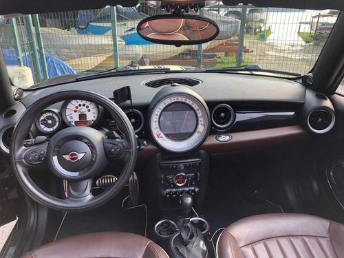 mini cooper conversivel 1.6 s turbo cabrio