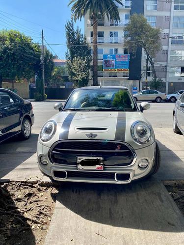 mini cooper convertible 2018