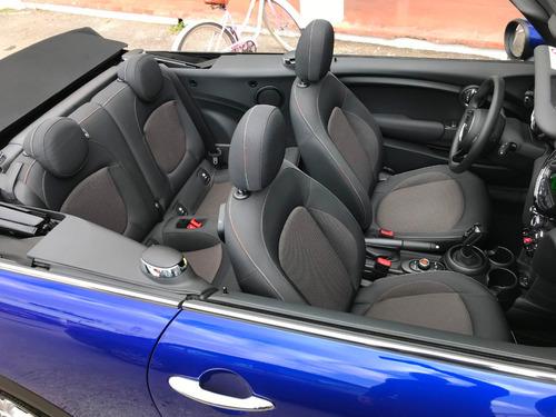 mini cooper convertible classic aut 2019 nuevo