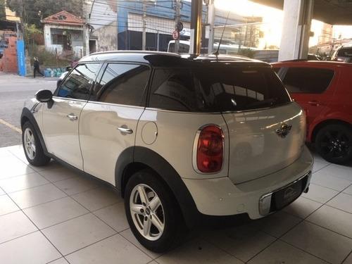 mini cooper countryman 1.6 chilli 16v 120cv gas 4p aut 2011