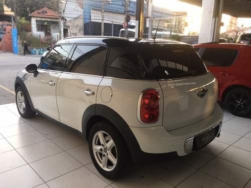 mini cooper countryman 1.6 chilli 16v 120cv gas 4p aut 2011