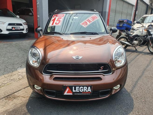 mini cooper countryman  1.6 s  2015