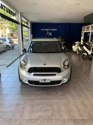 mini cooper countryman 1.6 s pepper 184cv at 2013