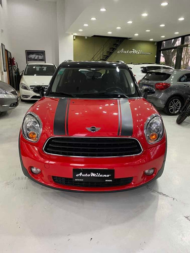 mini cooper countryman 2011 1.6 pepper 122cv