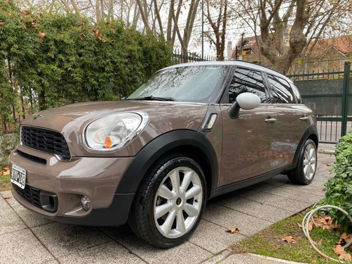 mini cooper countryman 2012 1.6 s pepper 184cv at