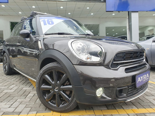 mini cooper countryman s all4 1.6 aut. 2015/2016