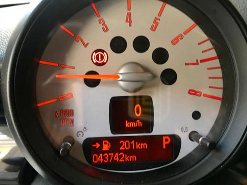 mini cooper coupé s 1.6 - 180cv cambio 7 velocidades