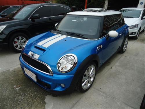 mini cooper mini 1.6 s turbo gasolina 2p automatico