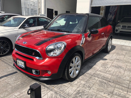 mini cooper paceman hot chili modelo 2015