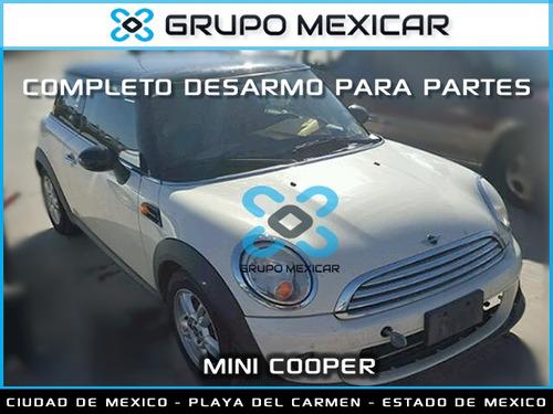 mini cooper partes desarmo piezas autopartes mini 2011