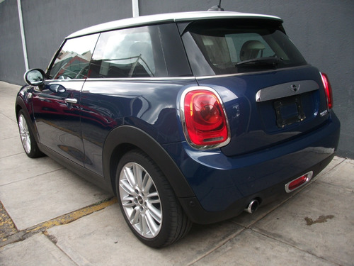 mini cooper pepper 2015 1.5 l