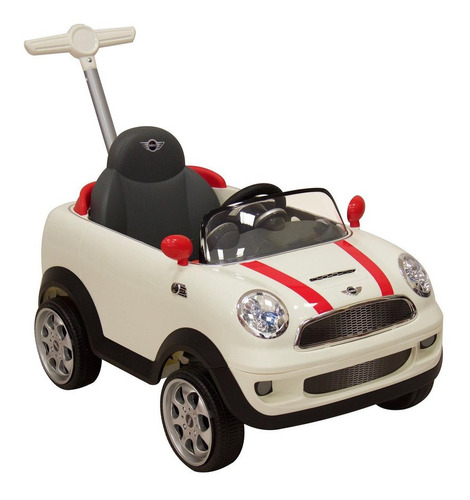 mini cooper push car montable guiado minicooper prinsel