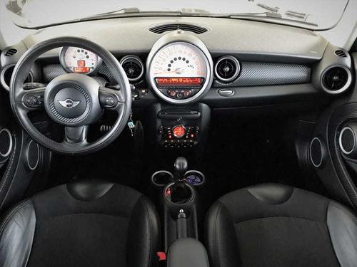 mini cooper s 1.6 16v turbo 2012 - impecável