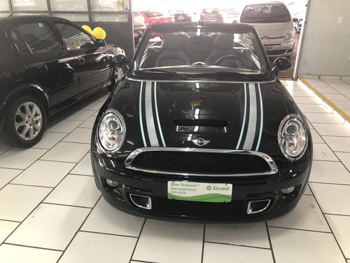 mini cooper s 1.6 16v turbo (aut)