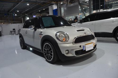 mini cooper s 1.6 aut.