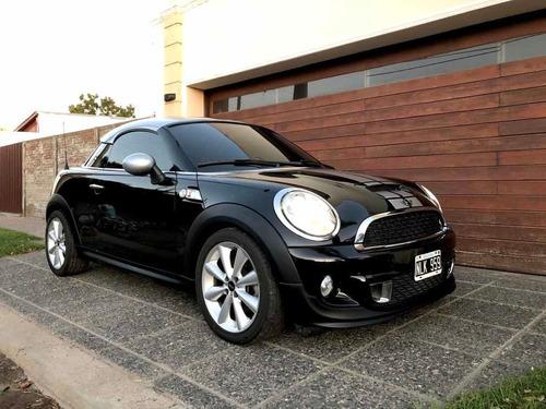 mini cooper s 1.6 coupe 184cv 2013