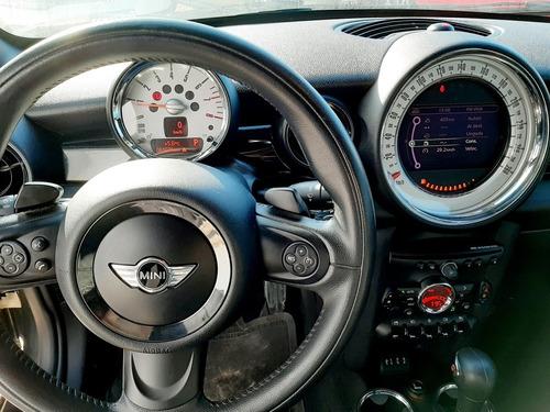 mini cooper s 1.6 coupe automático 184cv chili 2013