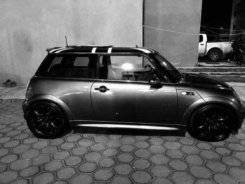 mini cooper s 1.6 hot chili mt 2003