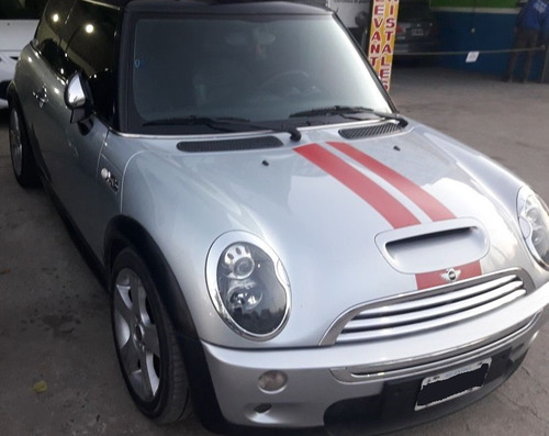mini cooper s 1.6 hot pepper