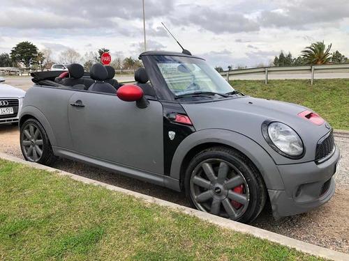 mini cooper s 1.6 jcw 211cv cabrio