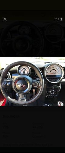 mini cooper s 1.6 jcw coupe 211cv 2012