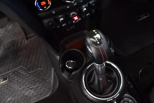 mini cooper s 1.6 jcw coupe 211cv - car cash