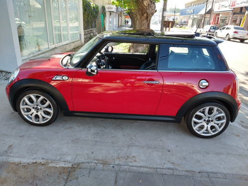 mini cooper s 1.6 pepper 2010