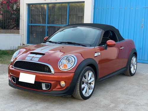 mini cooper s 1.6 roadster 184cv 2013