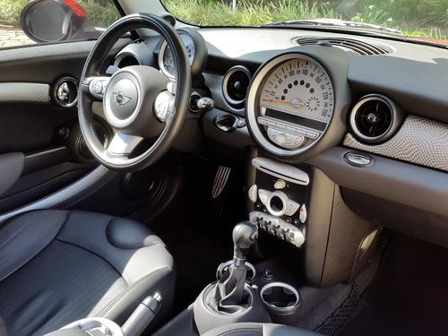 mini cooper s 1.6 s aut. 3p 2010