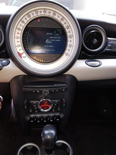 mini cooper s 1.6 s aut. 3p 2011