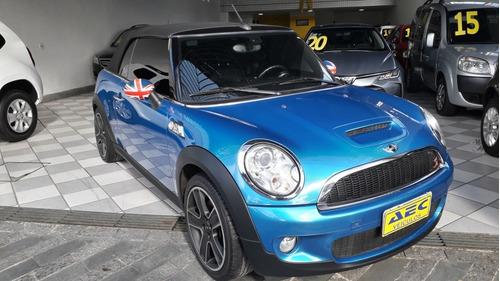 mini cooper s 1.6 s cabrio turbo