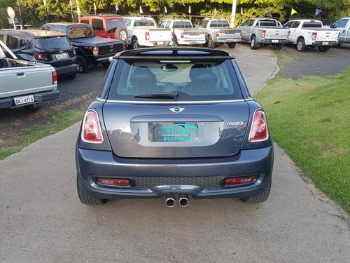 mini cooper s 1.6 s top aut. 3p 2013