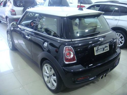 mini cooper s 1.6 turbo 2012