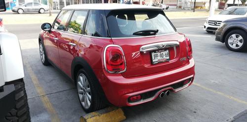 mini cooper s 2.0 hot chili 5 puertas at 2018