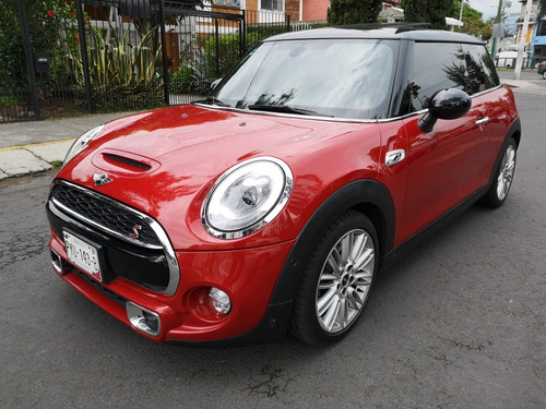 mini cooper s 2.0 hot chili at 2017