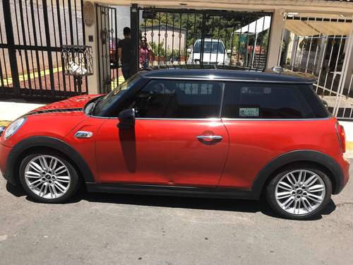 mini cooper s 2.0 hot chili mt 2015