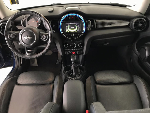 mini cooper s 2.0 s exclusive aut. 3p