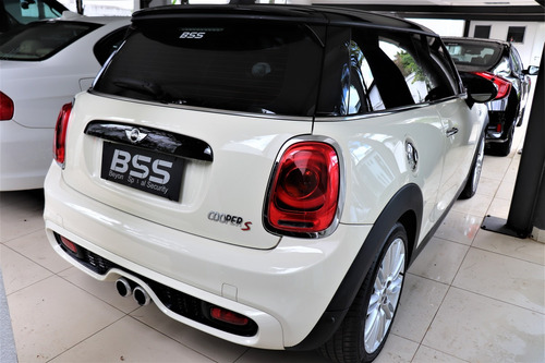 mini cooper s 2.0 s exclusive aut. 3p