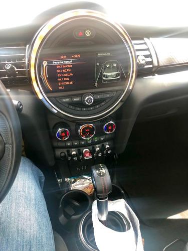 mini cooper s 2.0 s top aut. 3p 2015