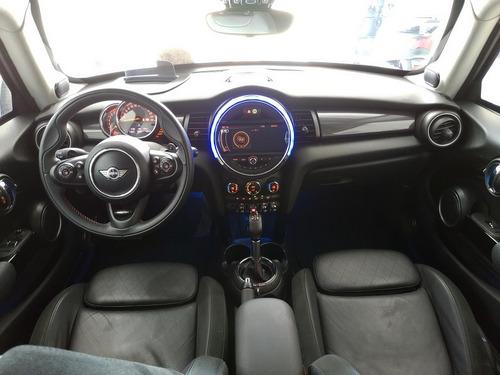mini cooper s 2.0 s top aut. 3p -2015 blindado